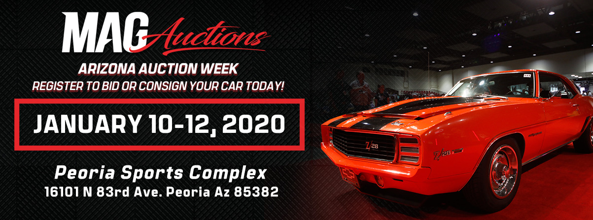 2020 January Peoria Collector Car Auction