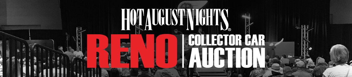 2020 Hot August Nights Collector Car Auction