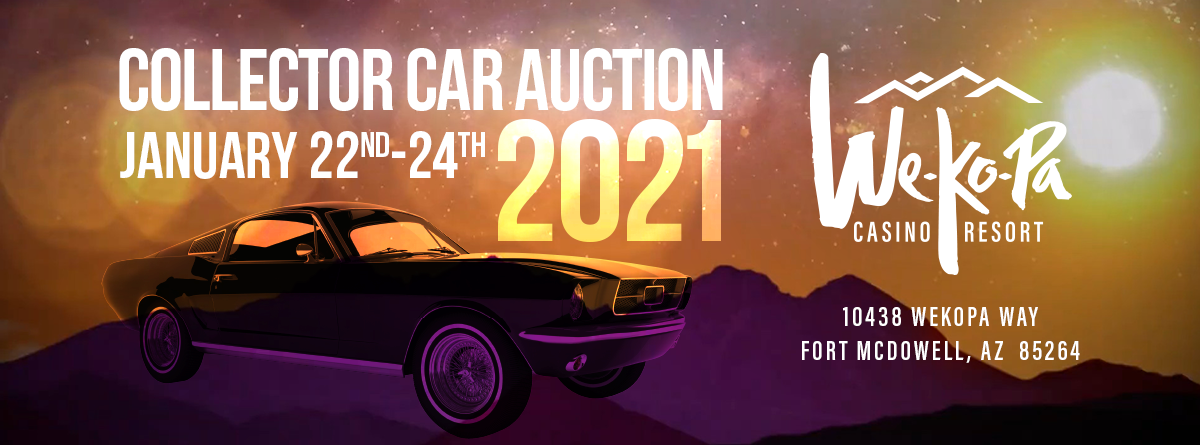 January 2021 Auction